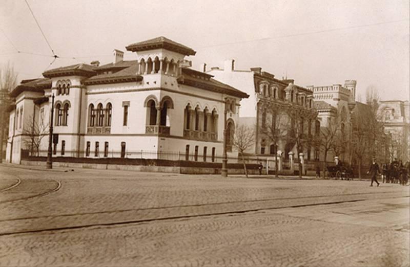 21. Casa romaneasca