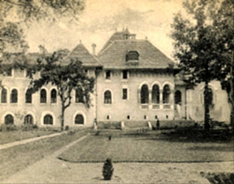 22. Casa Ionel I.C.Bratianu