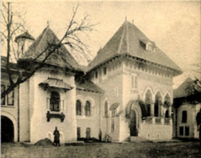 23. Casa Ionel I.C.Bratianu