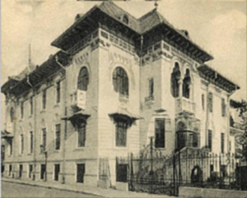 25. Casa Nae Dobrescu