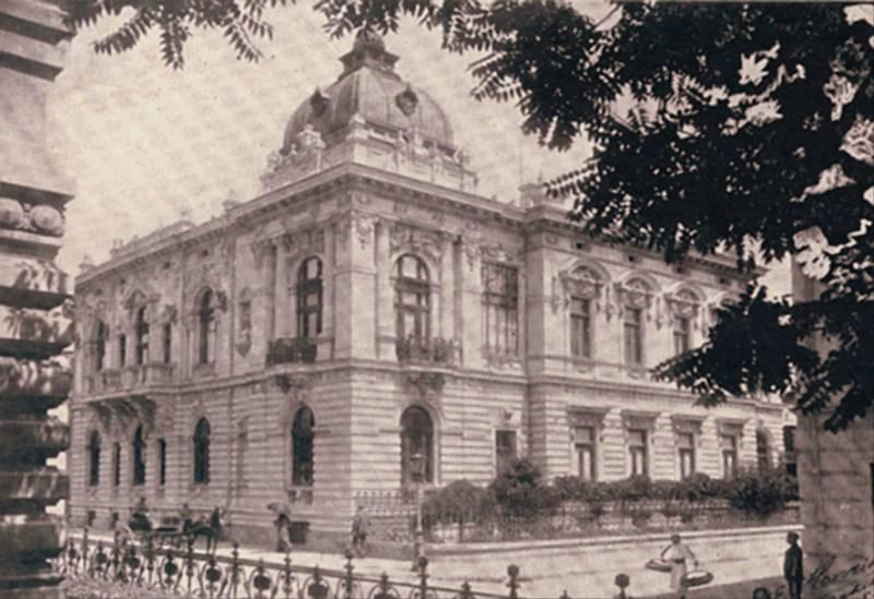 29. Casa Gradisteanu
