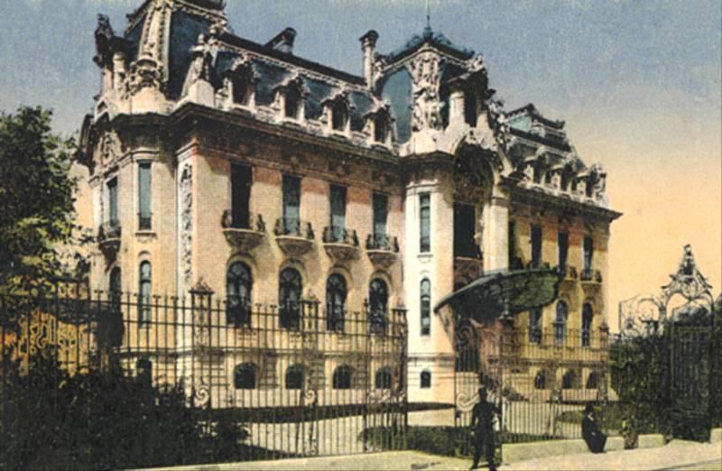 33. Palatul G.Cantacuzino