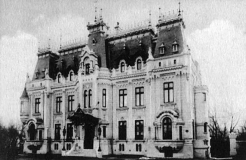 34. Palatul Kretzulescu