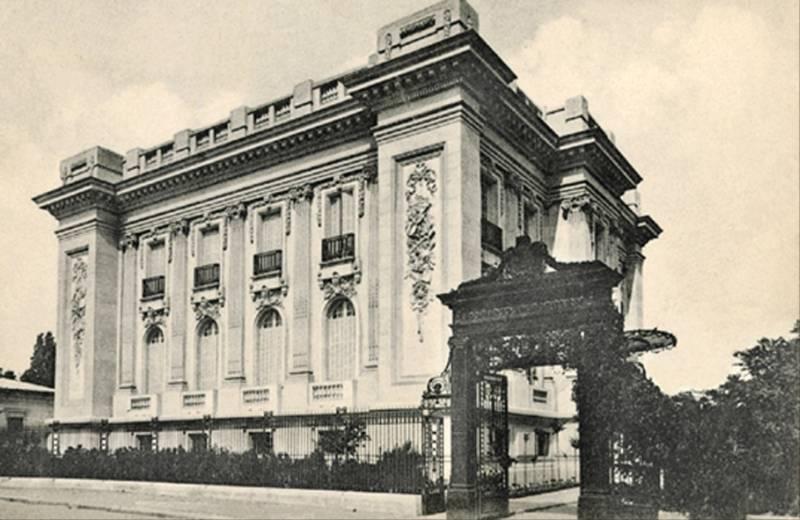 35. Palatul A.G.Florescu