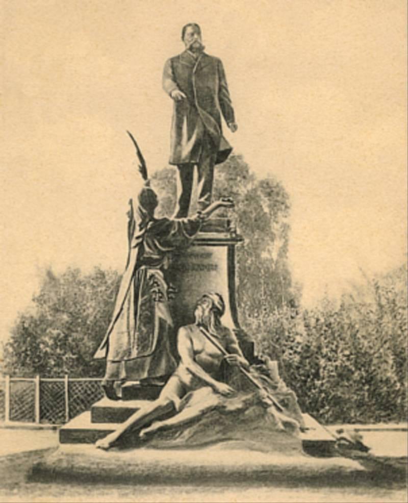 49. Alexandru Lahovari Monument
