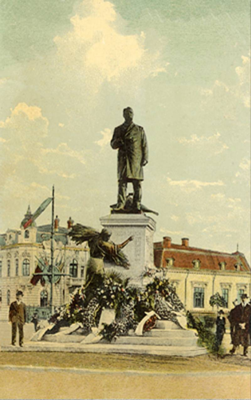 51. Lascar Catargiu Monument