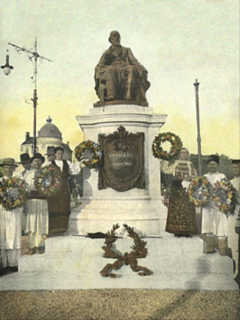 54. C.A.Rosetti Monument