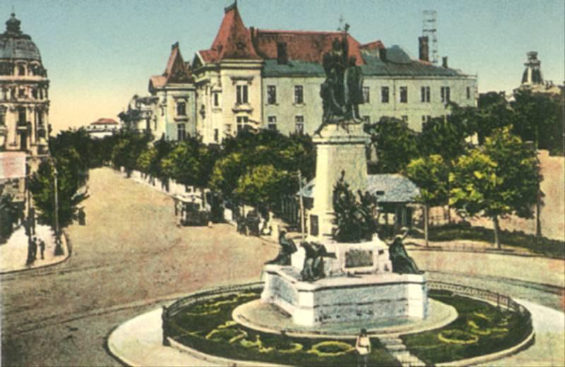 69. I.C.Bratianu Monument