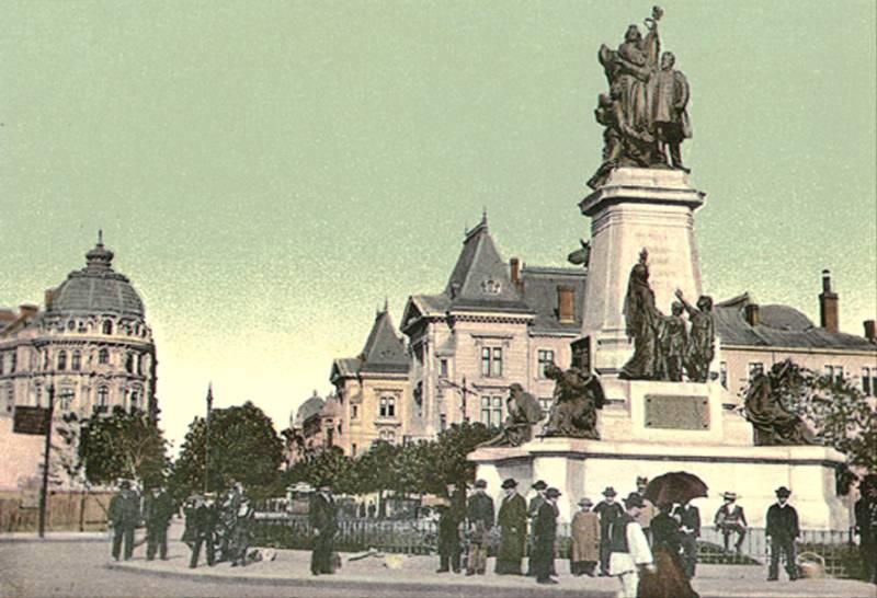71. I.C.Bratianu Monument