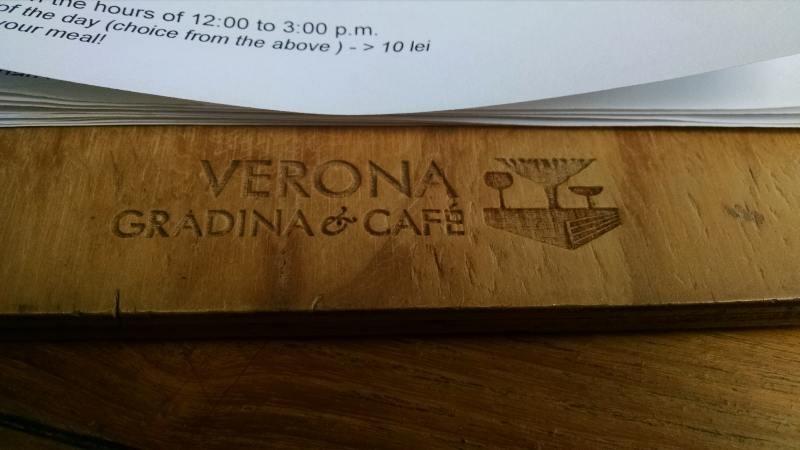 Gradina Verona Bucuresti bar