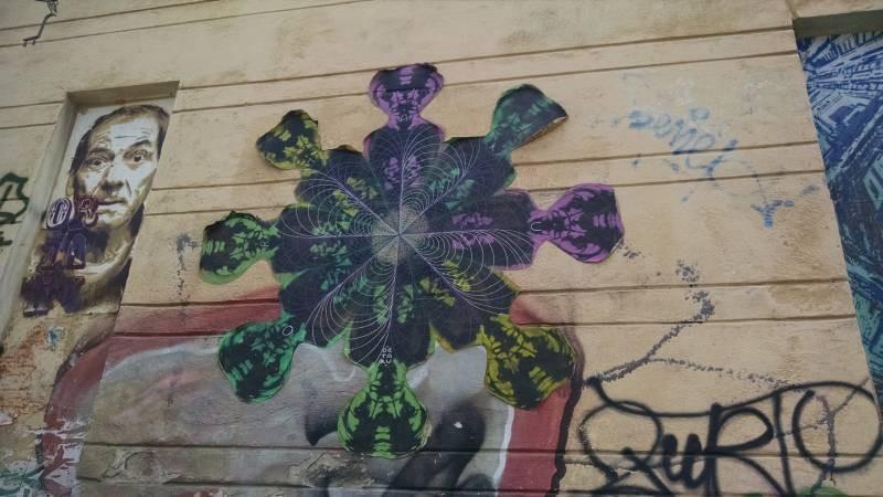 Graffiti Bucuresti Arthur Verona (3)
