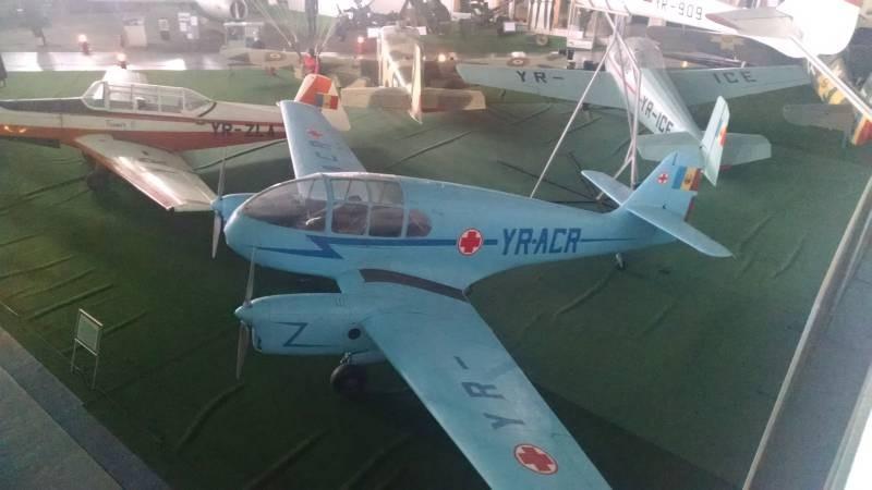 Muzeul Aviatiei Bucuresti (12)