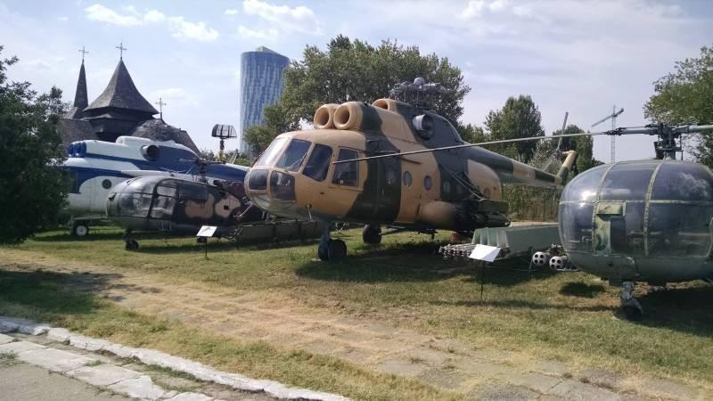 Muzeul Aviatiei Bucuresti (2)
