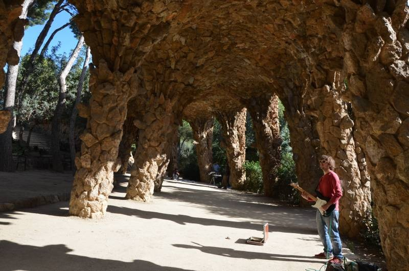 Parcul Guell Barcelona (12)