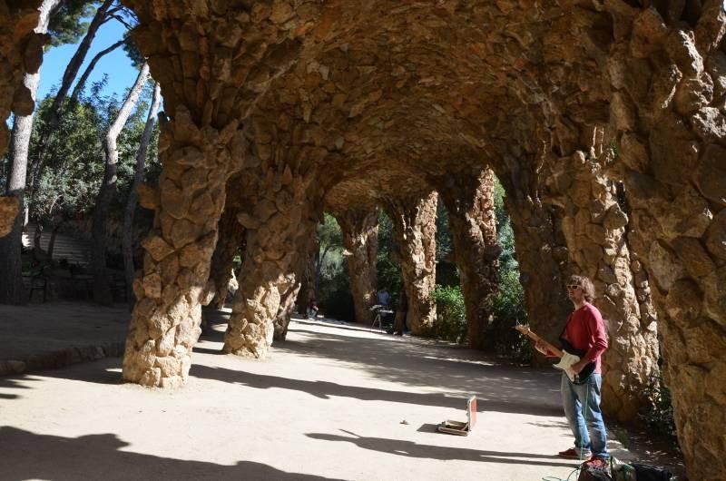 Parcul Guell Barcelona (12)