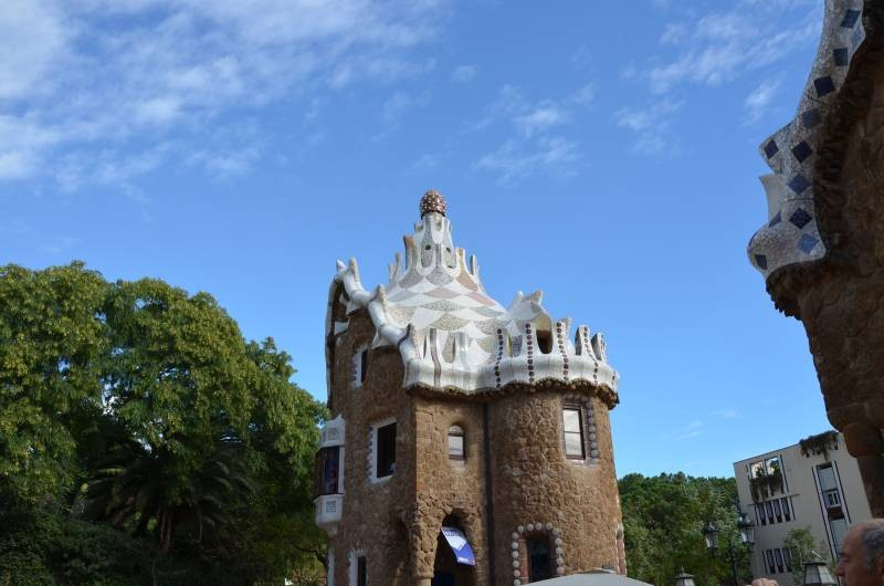 Parcul Guell Barcelona (13)
