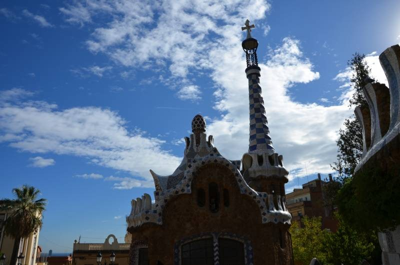 Parcul Guell Barcelona (14)