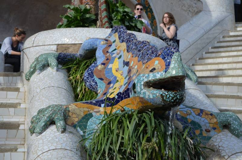 Parcul Guell Barcelona (16)