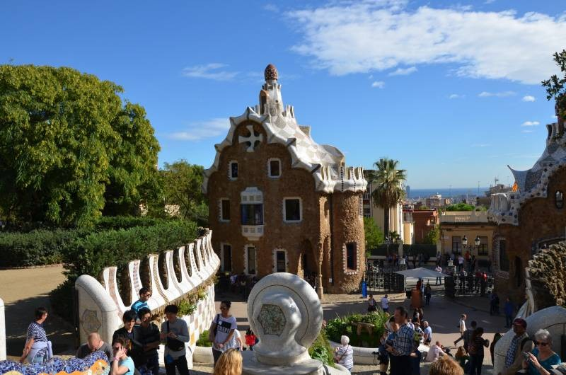 Parcul Guell Barcelona (17)
