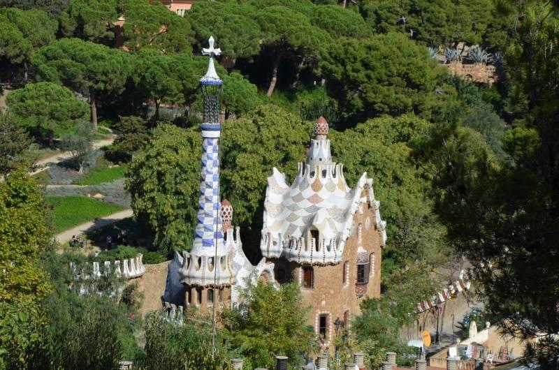 Parcul Guell Barcelona (3)