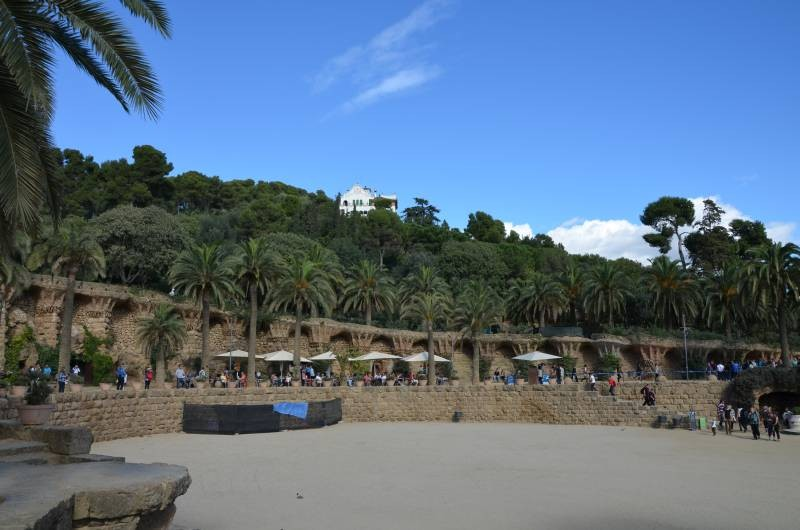 Parcul Guell Barcelona (5)
