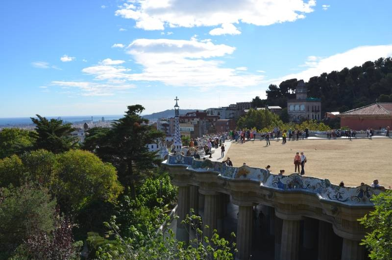 Parcul Guell Barcelona (9)