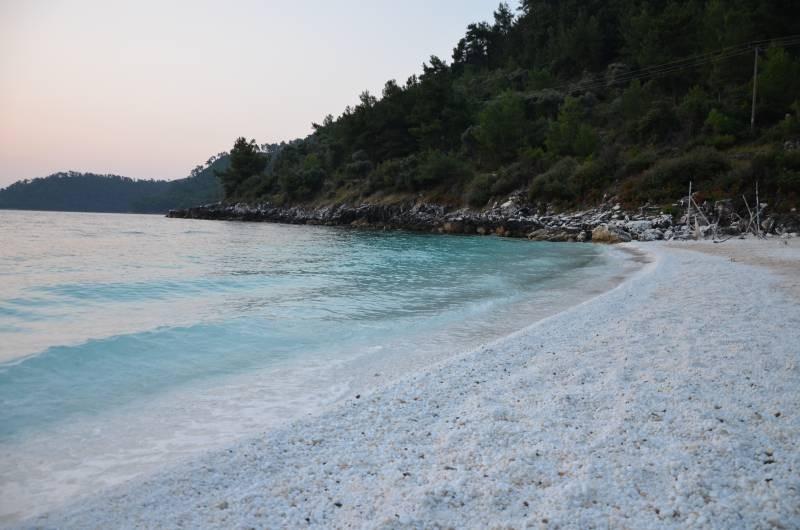 Plaja de Marmura Marble Beach Thasos (1)
