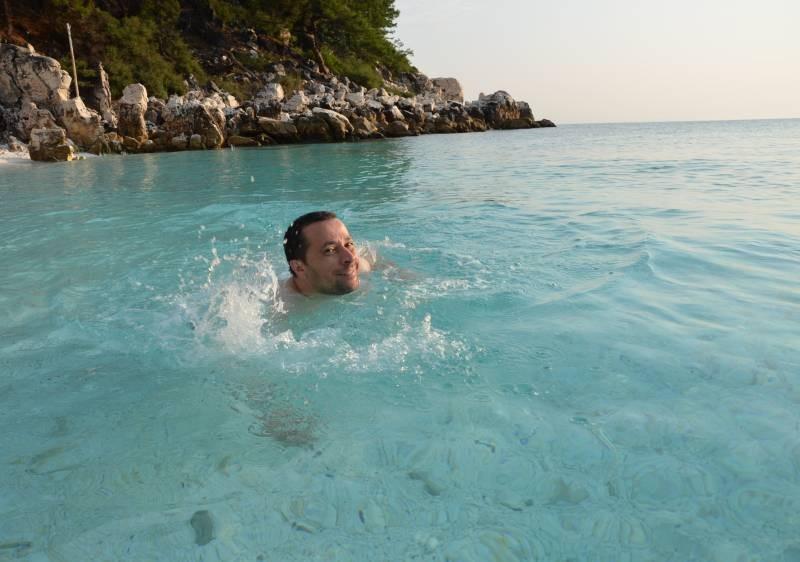 Plaja de Marmura Marble Beach Thasos (16)