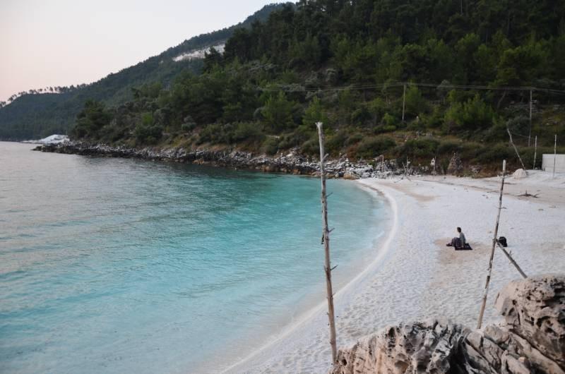 Plaja de Marmura Marble Beach Thasos (3)