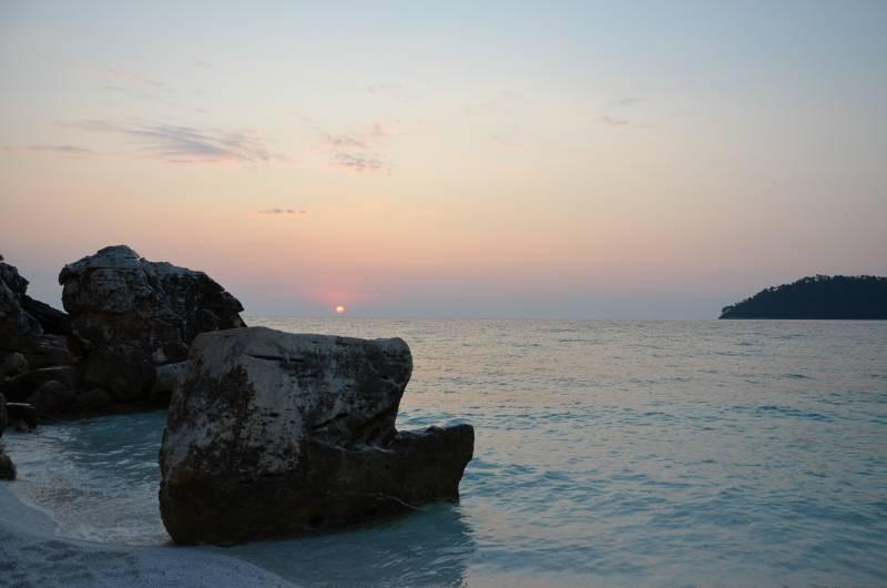 Plaja de Marmura Marble Beach Thasos (4)