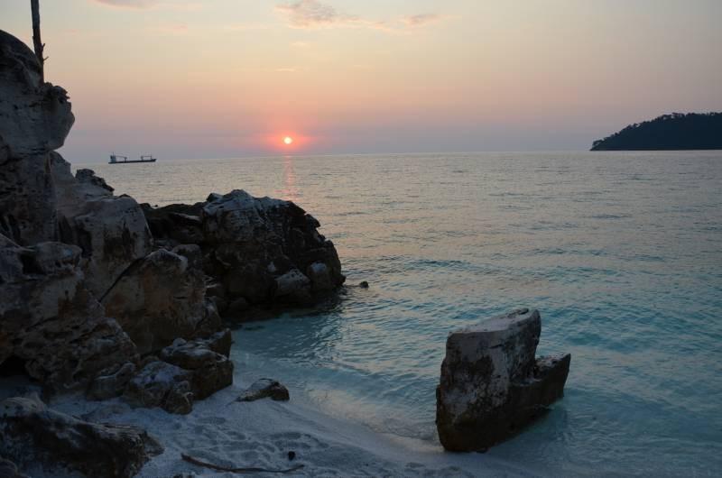 Plaja de Marmura Marble Beach Thasos (8)