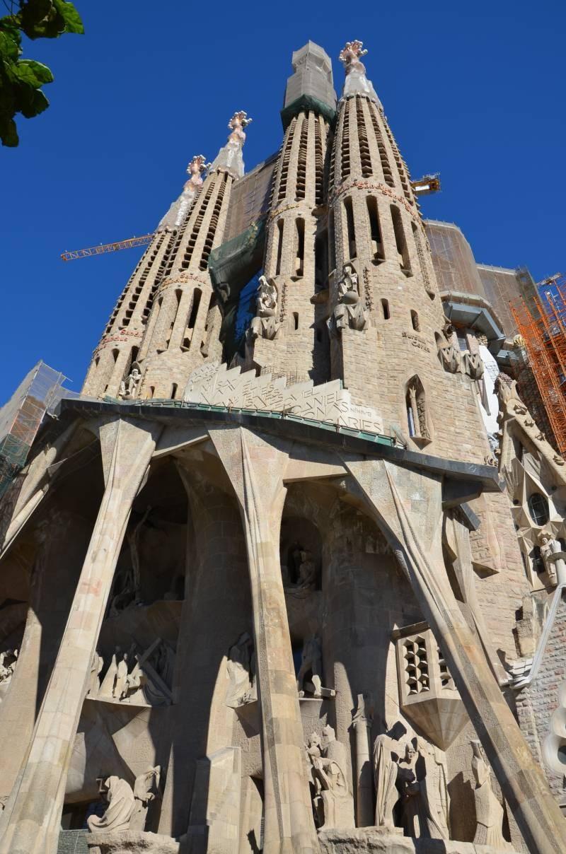 Sagrada Familia Barcelona (1)