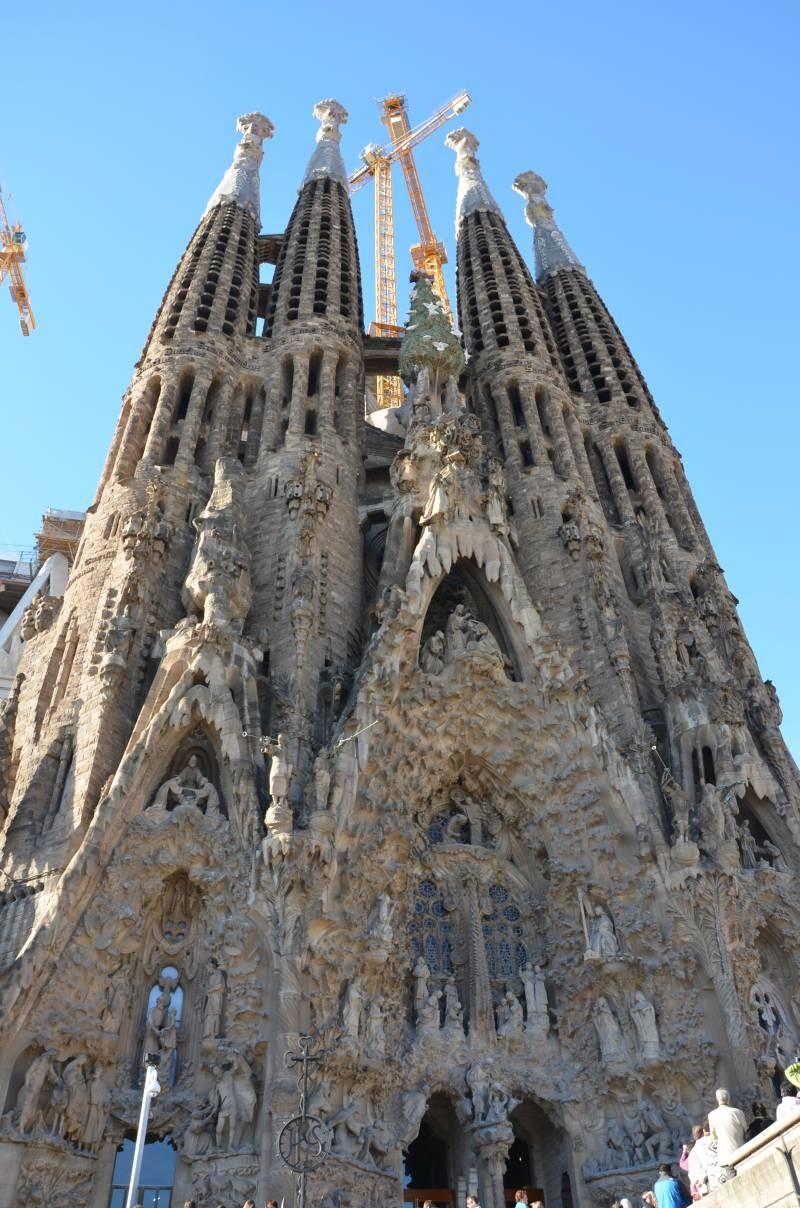Sagrada Familia Barcelona (2)