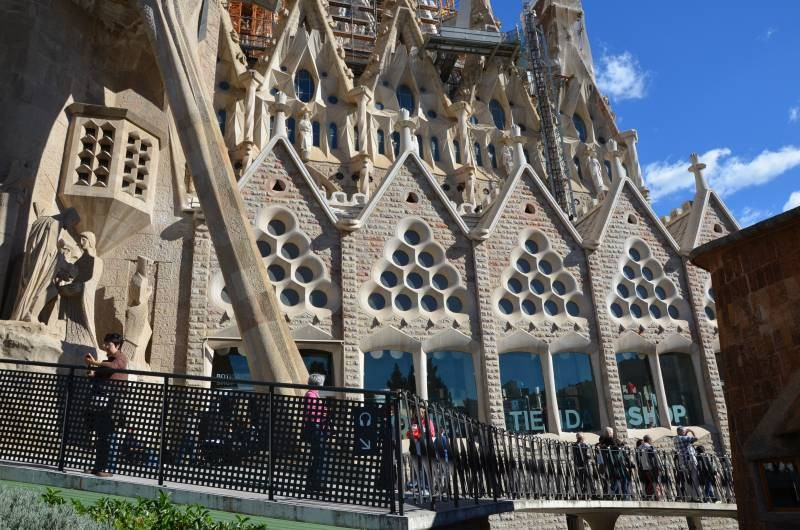Sagrada Familia Barcelona (21)