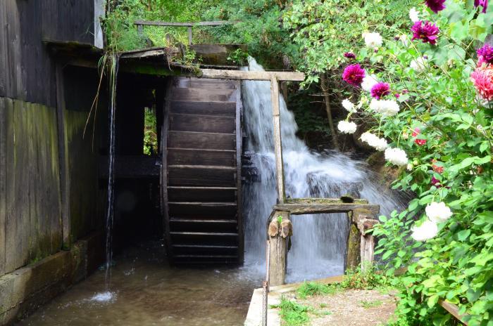 Moara cu apa Ohaba (2)