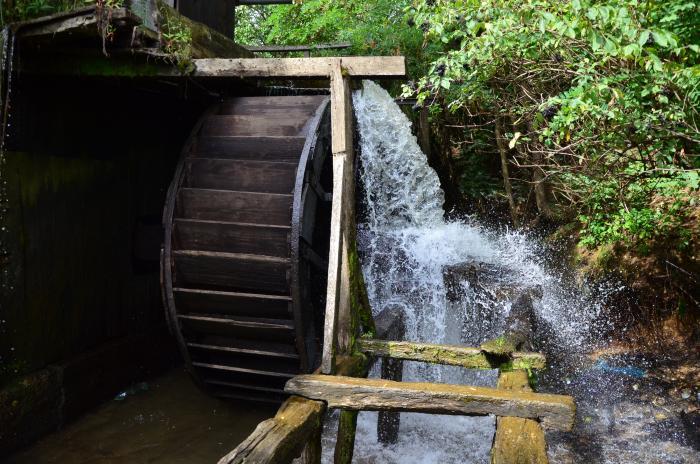 Moara cu apa Ohaba (5)