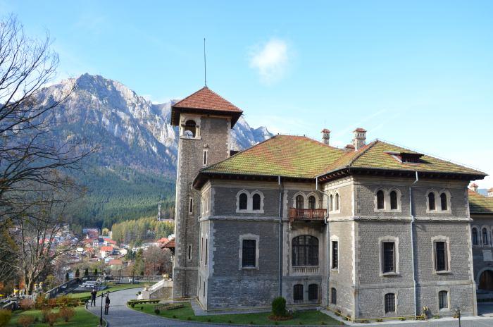 Castelul Cantacuzino Busteni (14)