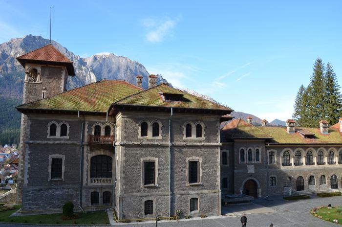 Castelul Cantacuzino Busteni (18)
