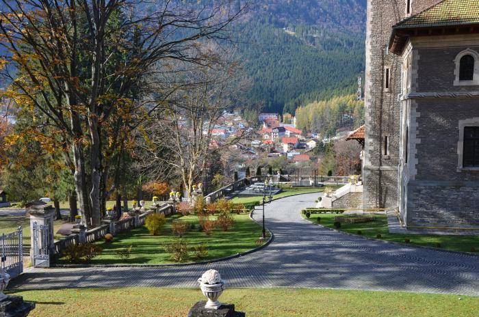 Castelul Cantacuzino Busteni (25)