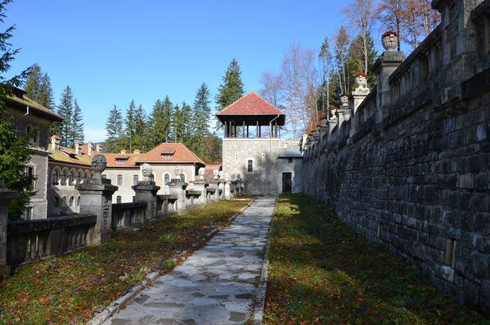 Castelul Cantacuzino Busteni (27)