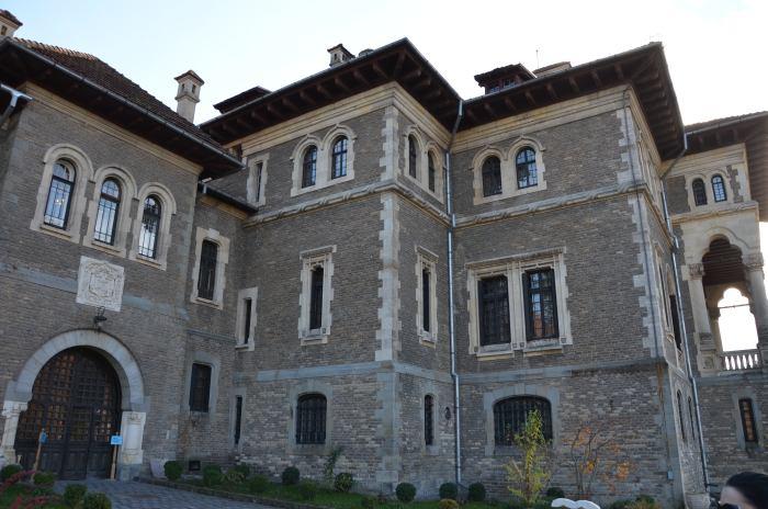 Castelul Cantacuzino Busteni (3)