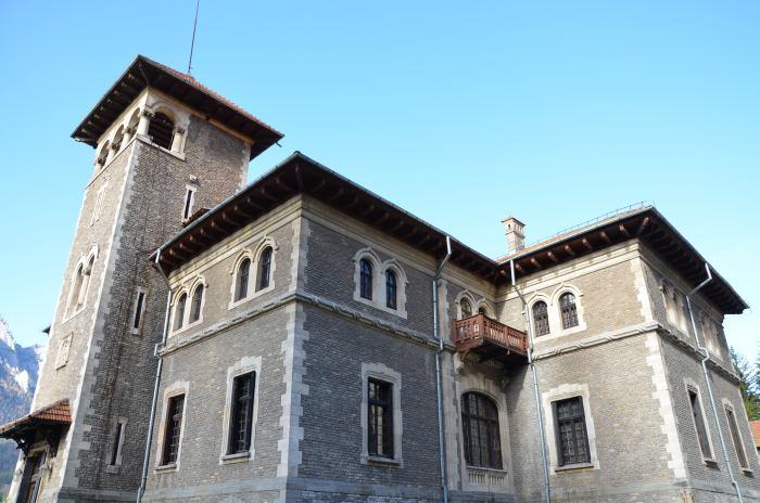 Castelul Cantacuzino Busteni (9)