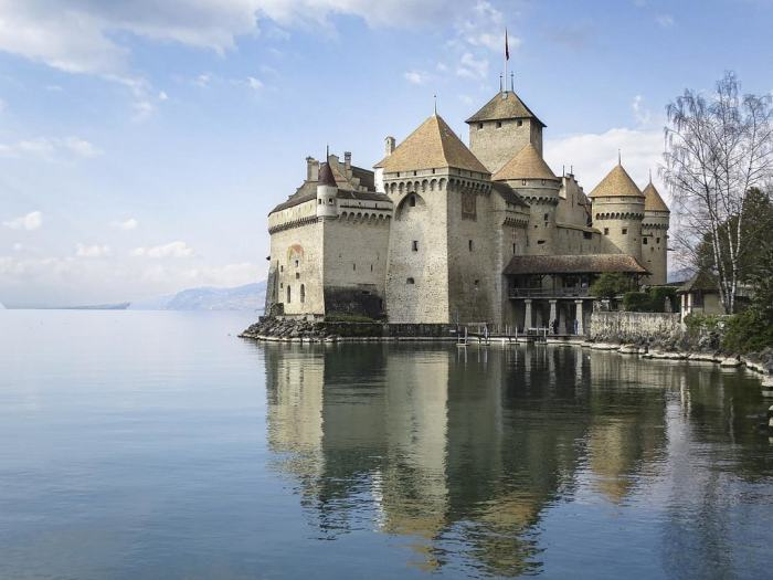 Chateau-de-Chillon-Switzerland