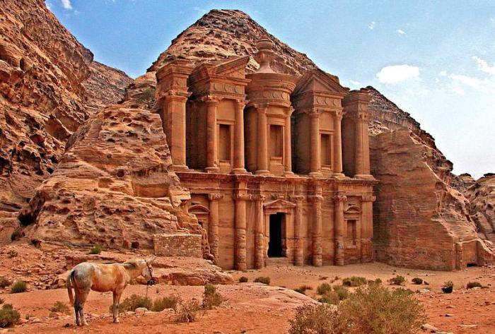 Petra-Jordan