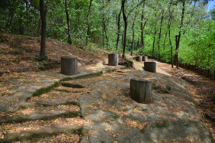 manastirea rupestra Sinca Veche (18)