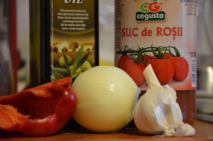 reteta creveti sos rosu Saganaki (2)