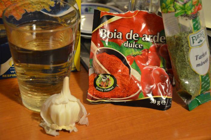 reteta creveti sos rosu Saganaki (4)