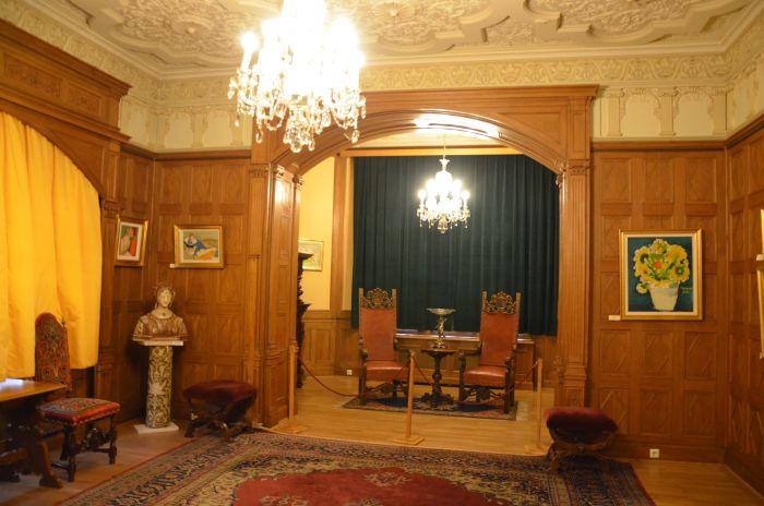 Castelul Pelisor Sinaia (3)
