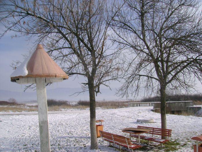 Cazanele Dunarii iarna (1)
