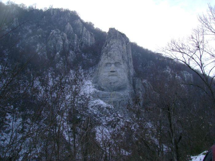 Cazanele Dunarii iarna (10)
